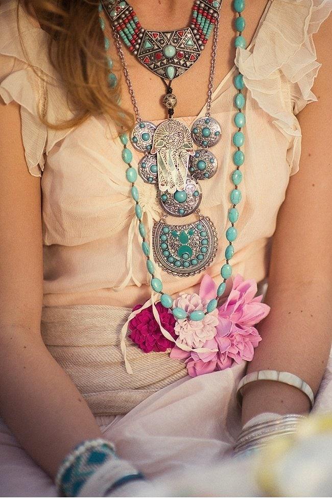 gipsy wedding boho style 0017