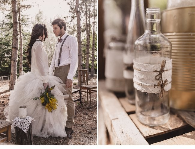 mediterranean forest wedding shoot 0001