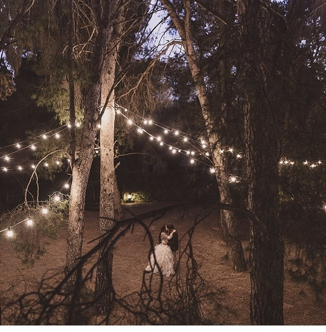 mediterranean forest wedding shoot 0037