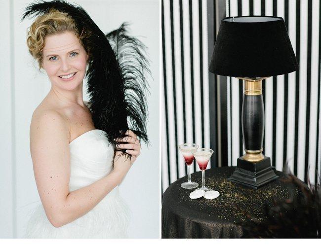 gold black wedding inspiration 0025