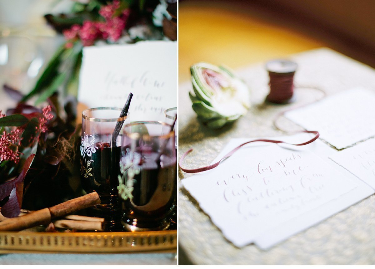 aine ross woodland wedding inspiration 0038a
