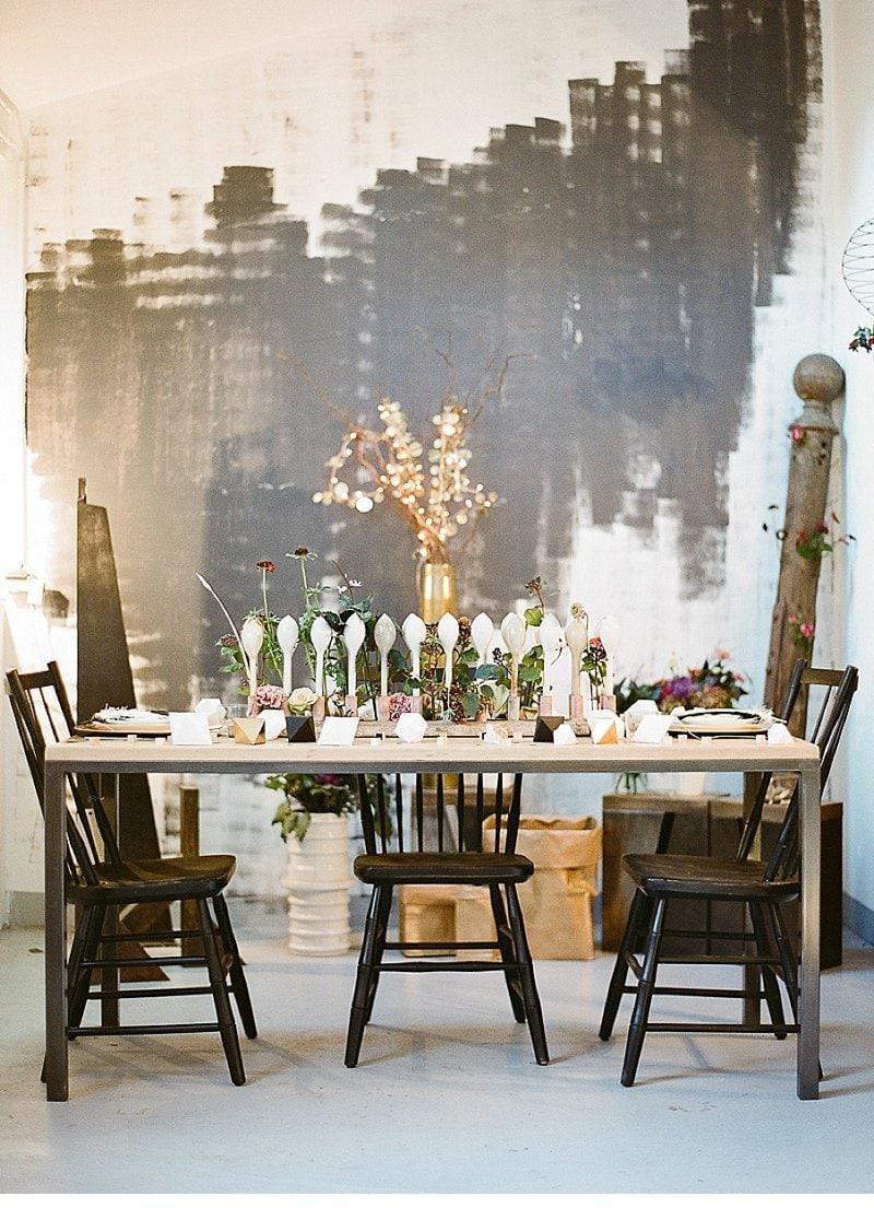 industrial loft wedding inspiration 0006