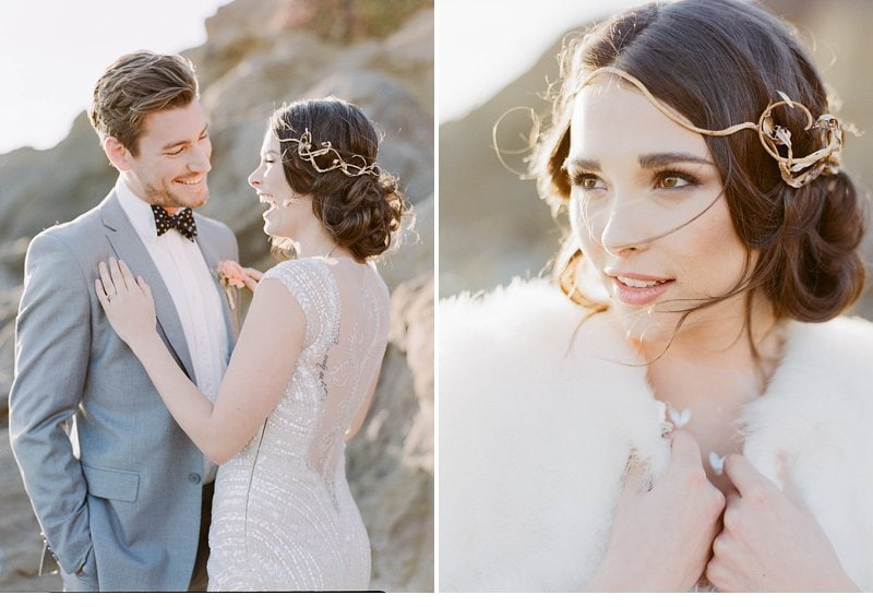 elegant beach wedding inspiration 0017a