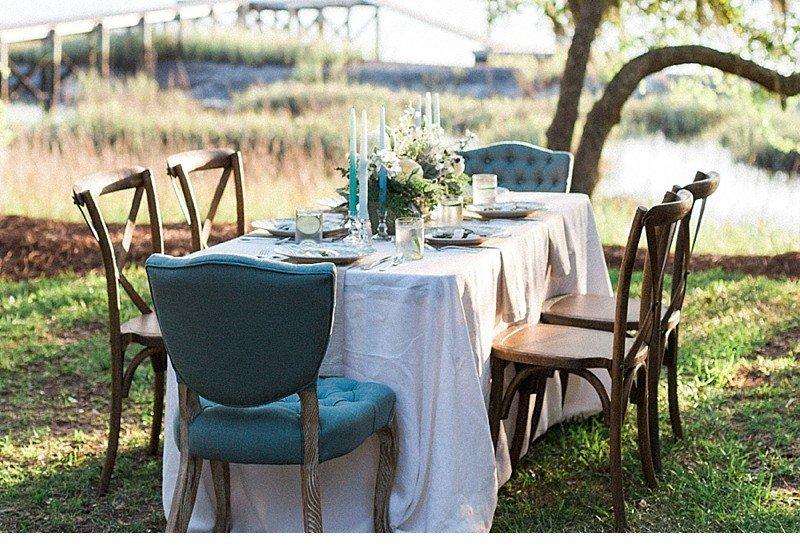 land and water wedding inspiration 0010
