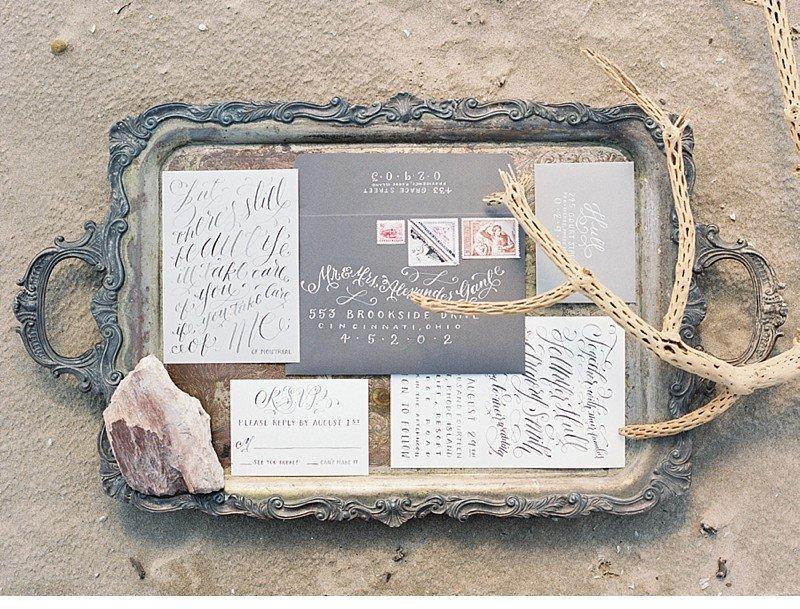 sea sand bridal wedding inspiration 0020