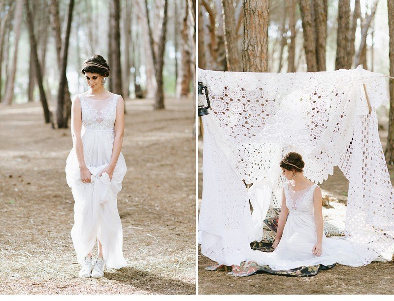 enchanted forest inspiration styled shoot 0025