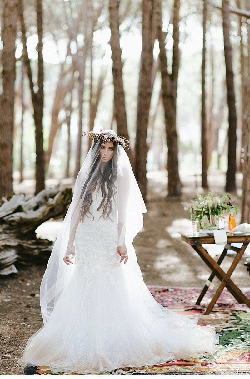 enchanted forest inspiration styled shoot 0026