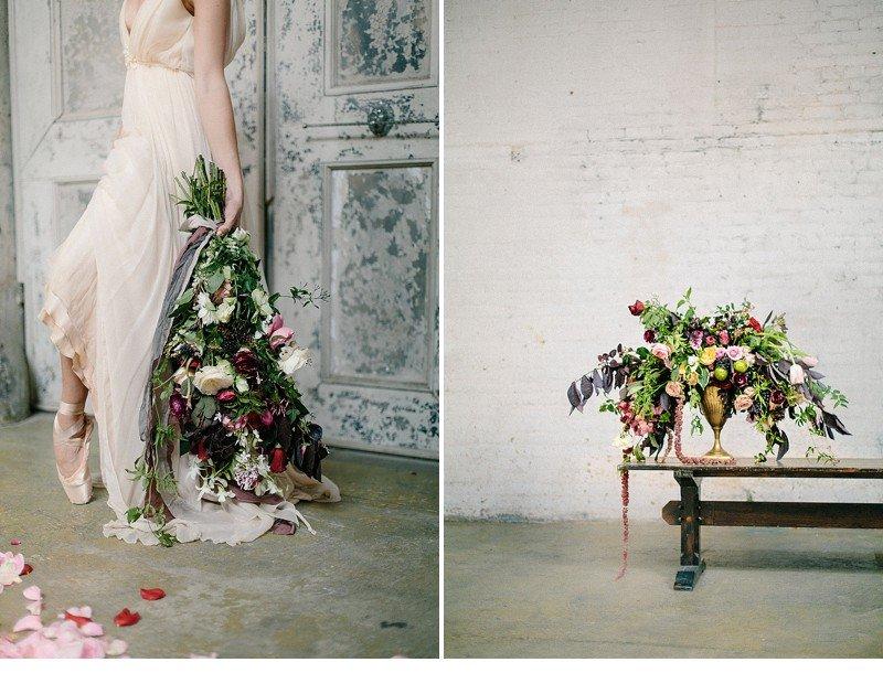 ballet inspired wedding ideas 0026