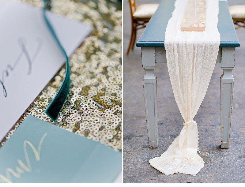 organic gliiter wedding inspiration 0022