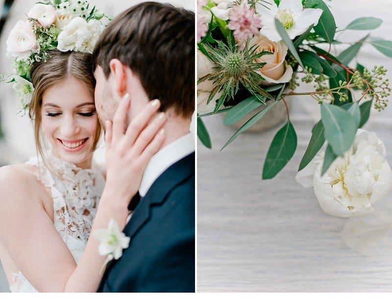 organic gliiter wedding inspiration 0032