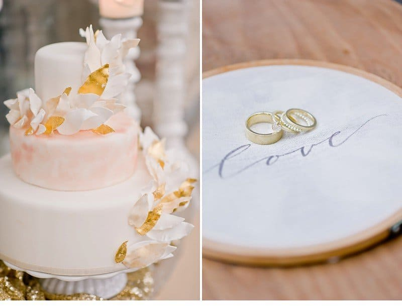 organic gliiter wedding inspiration 0034