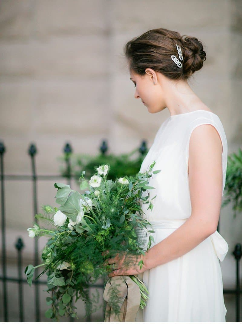 lush natural wedding inspiration 0005