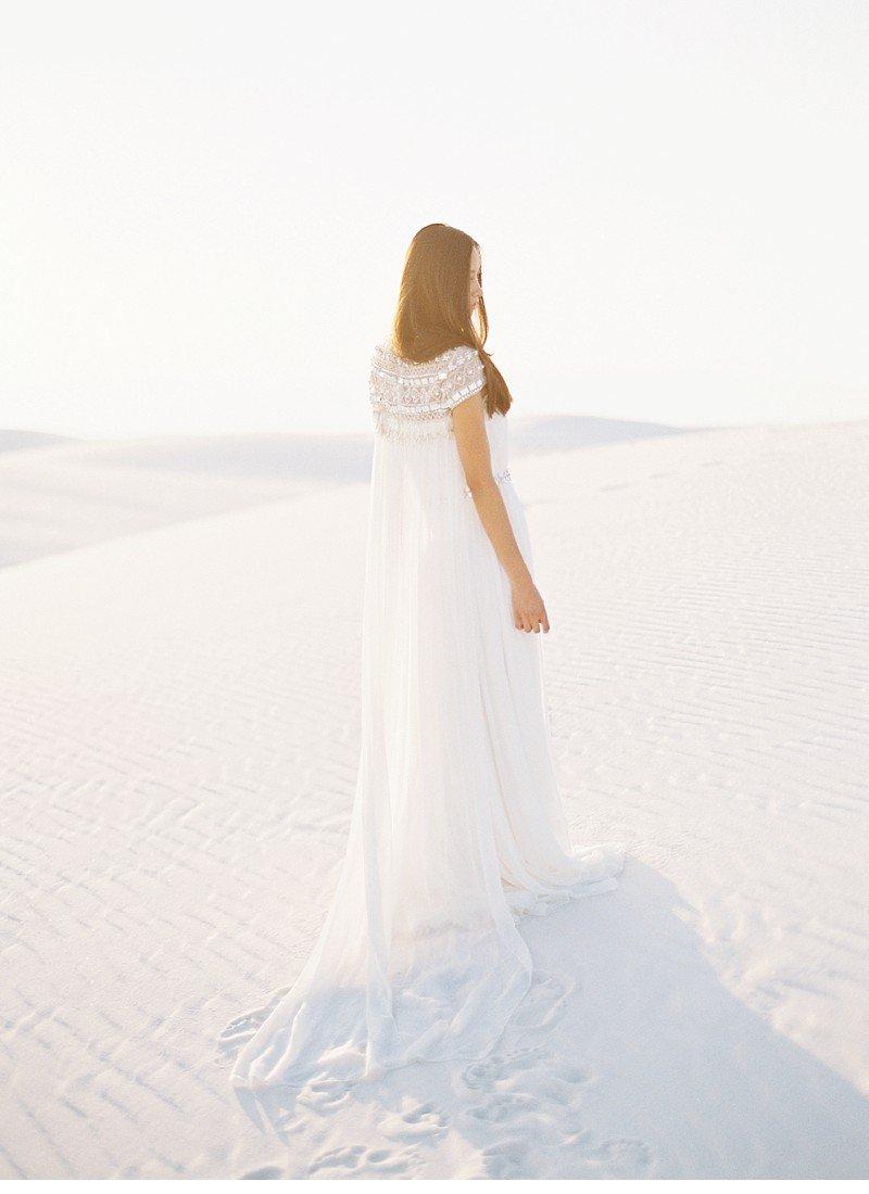 white sands bridal desert shoot 0003