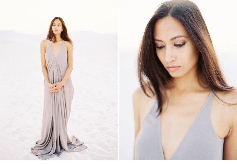 white sands bridal desert shoot 0015