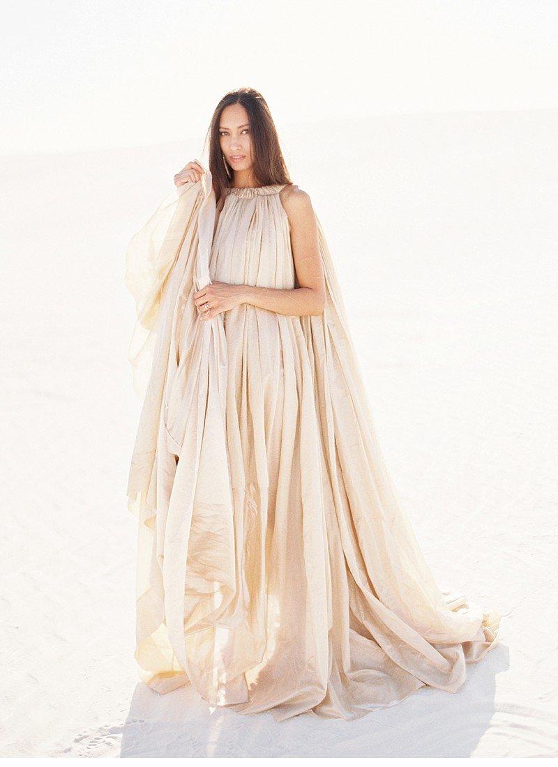 white sands bridal desert shoot 0030a
