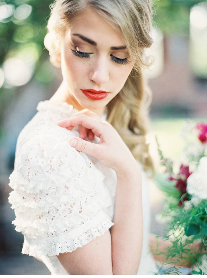 secret garden wedding inspiration 0001b