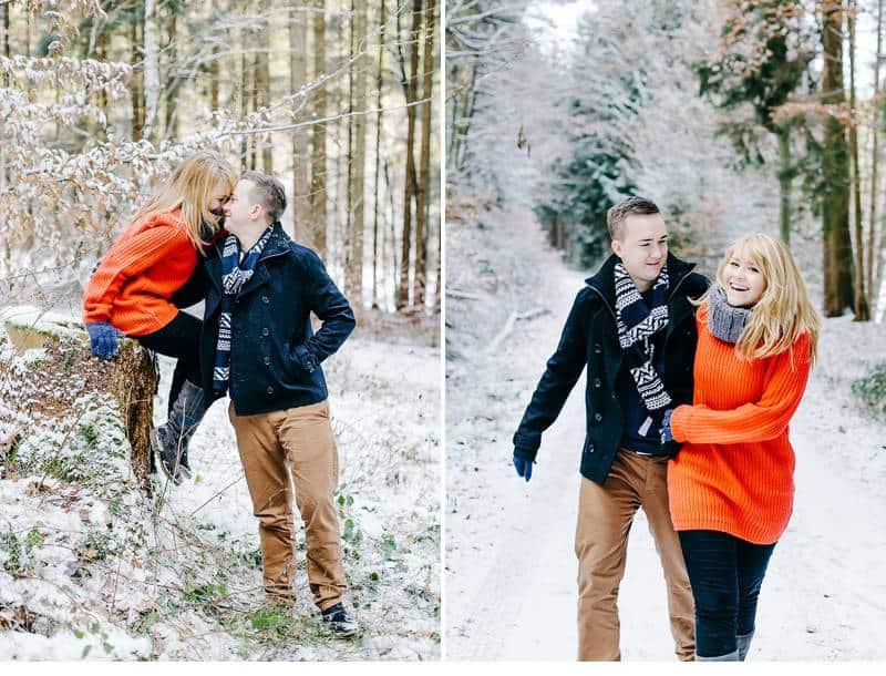 engagement im schnee 0008